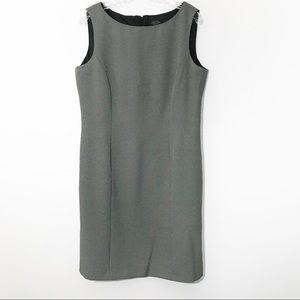 Tahari Sleeveless Shift Dress